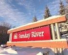 Sunday River comienza a fabricar nieve