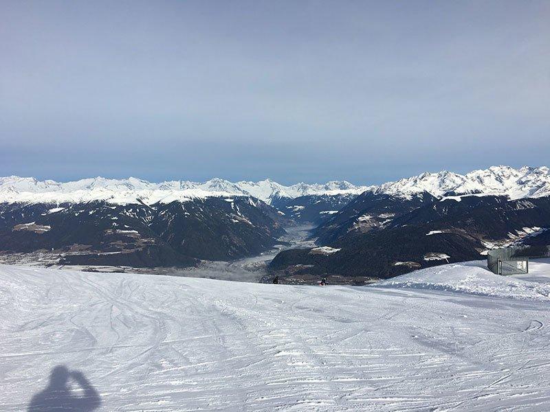 Dolomitas Enero 2016 o cómo esquiar hasta morir