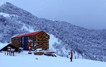 Nevados de Chillán se llenó de nieve