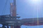 Seguimiento obras del telesilla Truchas (ACTUALIZADO 19/10/2010)
