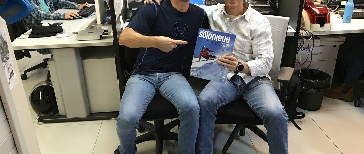 Entrevista a Curro Bultó. Solonieve.