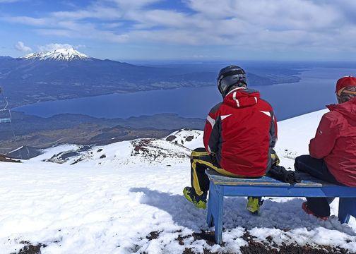 ¿Ganas de esquiar? Volcán Osorno sigue abierto