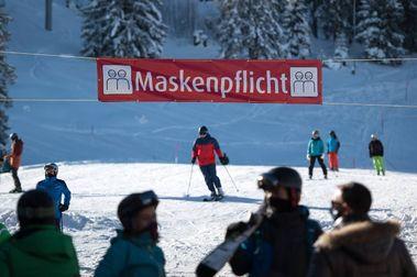 Las estaciones de esquí suizas no están obligadas a pedir un Certificado COVID