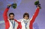 Tres medallistas paralímpicos inaugurán Nevaria