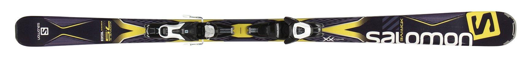 SALOMON E X-DRIVE X7.5 + E LITHIUM1