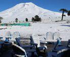 Vuelve a nevar en Corralco