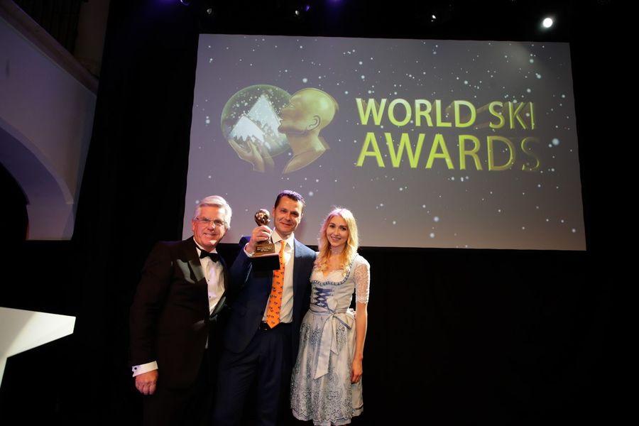 World Ski Awards Boi Taull