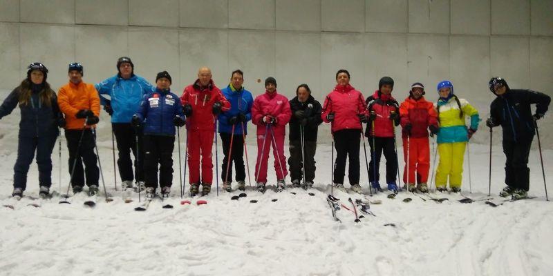 Kedada de pretemporada Nevasport - SnowZone - Madrid
