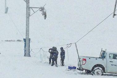 La estación de esquí de Candanchú presenta un ERTE