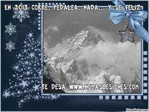 felicidades a todos los montañer@s de www.nomaslesiones.com