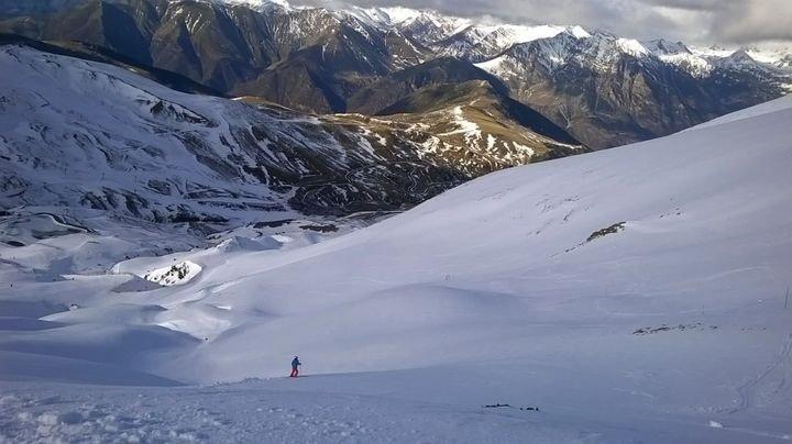 Boí Taull destaca este fin de semana con mas de metro y medio de nieve