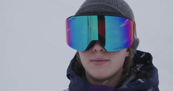 Máscara Giro + lente Zeiss: ahora el color azul es tu amigo