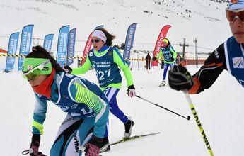 La Naut Aran Skating inaugura la Copa de España de esquí de fondo