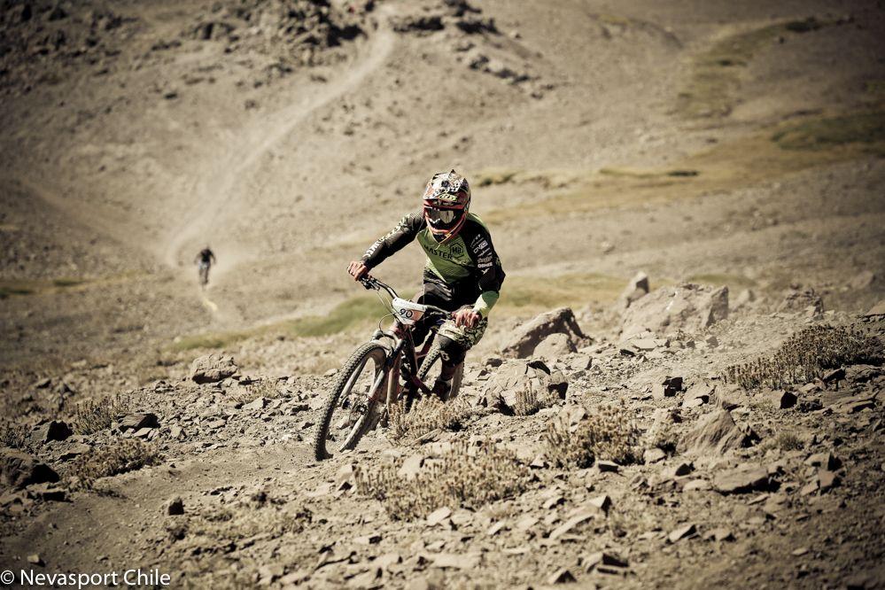 bikepark La Parva
