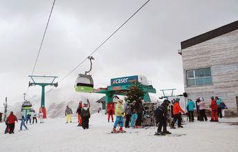 Aramón afronta las navidades con más de 170 km de pistas de esquí