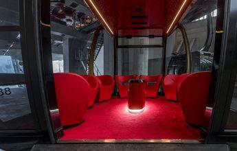 La cabina más exclusiva del mundo: está en el Eiger Express y su pase es de... 11.000 euros!
