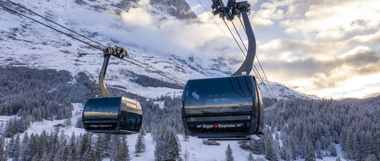 El nuevo y espectacular Eiger-Express