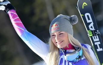 Vonn logra su victoría número 79 en el Descenso de Cortina d'Ampezzo