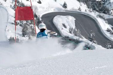 Ordino Arcalís acoge la XXIX edición del Trofeo Borrufa para jóvenes esquiadores
