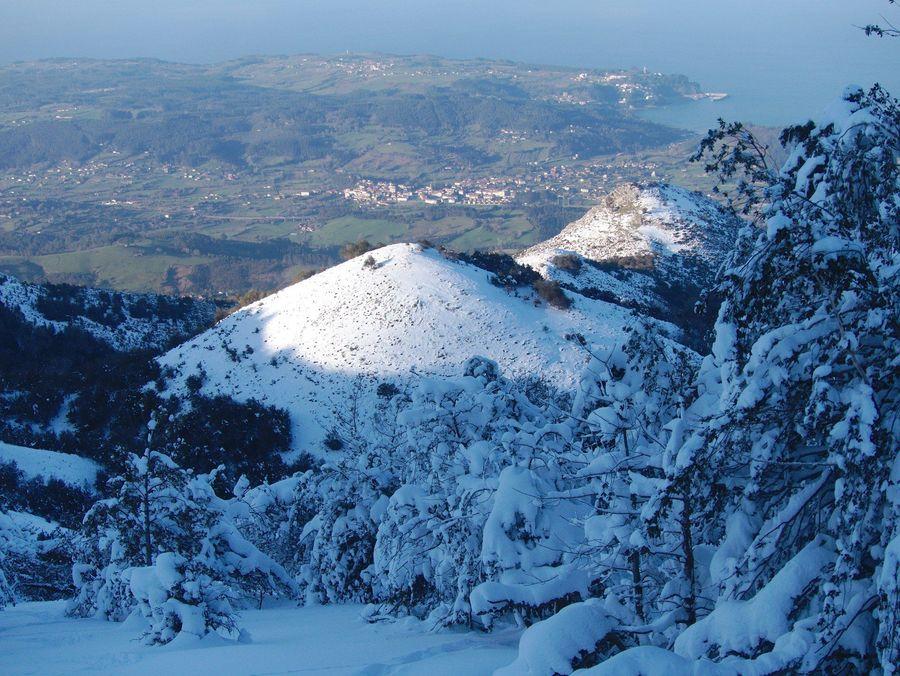 Así se esquí en Asturias