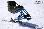 Entre todos podemos ayudarle a volver a esquiar