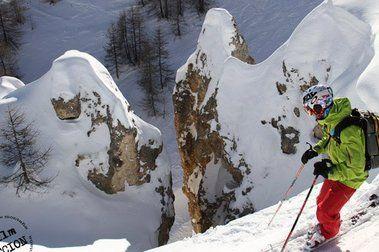 Val d'Isere: ¿esquís de slalom o fat?