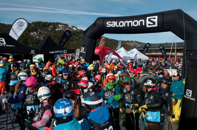 Salomon Quest Challenge