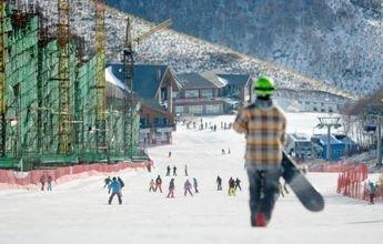 Francia se lanza a la conquista del esquí de China