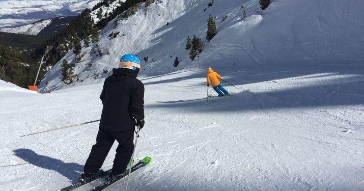 El mejor esquiador del mundo llega a Masella!