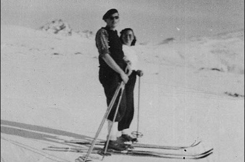 Contribución a la historia del esquí en Sierra Nevada