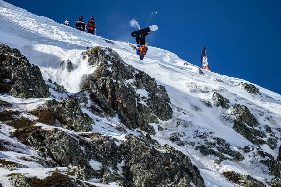 Freeride World Tour 2021 Ordino Arcalís