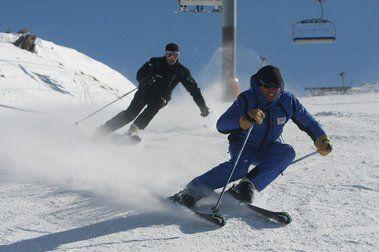 A la primavera ajustem el nostre esquí