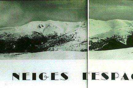 Nieves de España