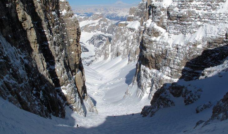 Pistas míticas - Val de Mesdì (Alta Badia)