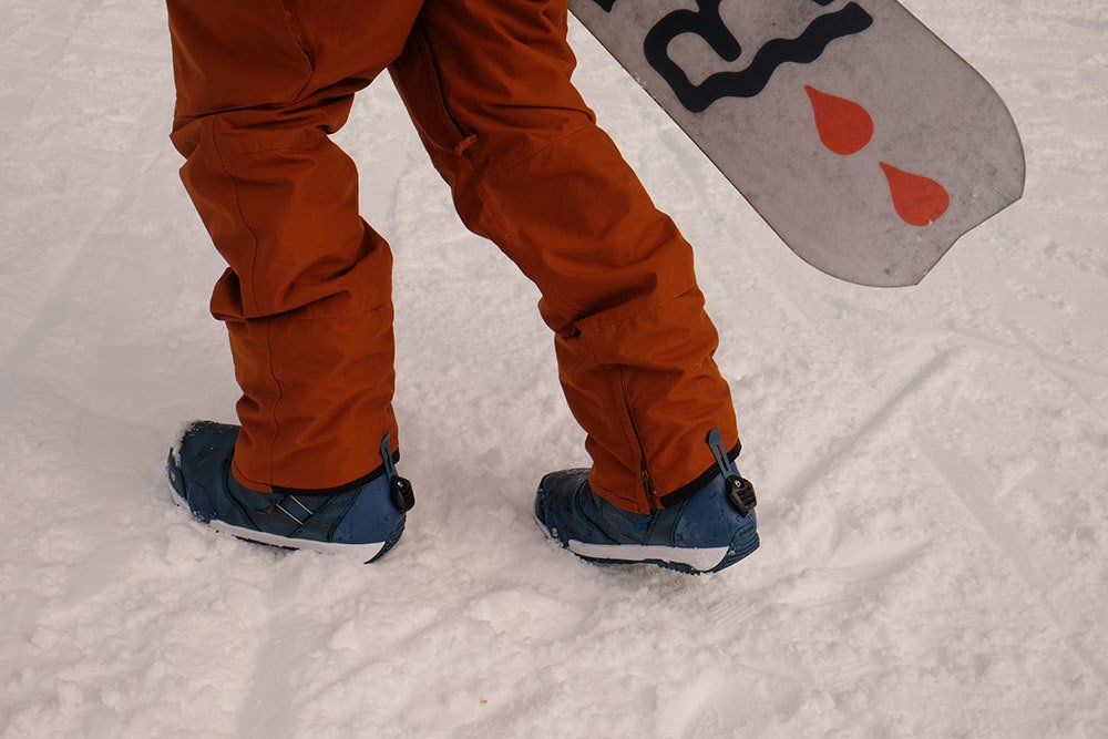 Review sistema StepOn de Burton