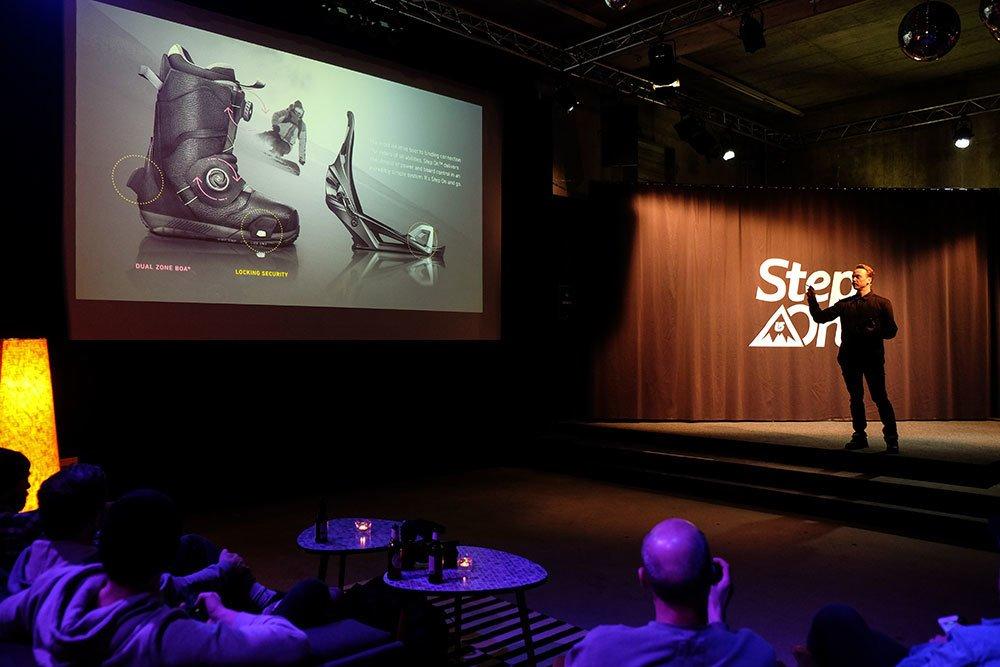 Review sistema StepOn de Burton