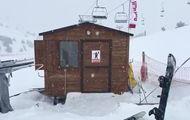 Las estaciones madrileñas acumulan más de dos metros de nieve
