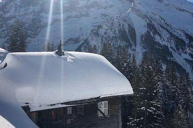 Engelberg es el centro ski con más nieve del planeta