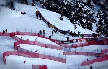 Baqueira Beret acoge el primer Banked Slalom organizado en España