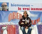 Carlo 'Iceman' Janka Skieur d'Or 2010
