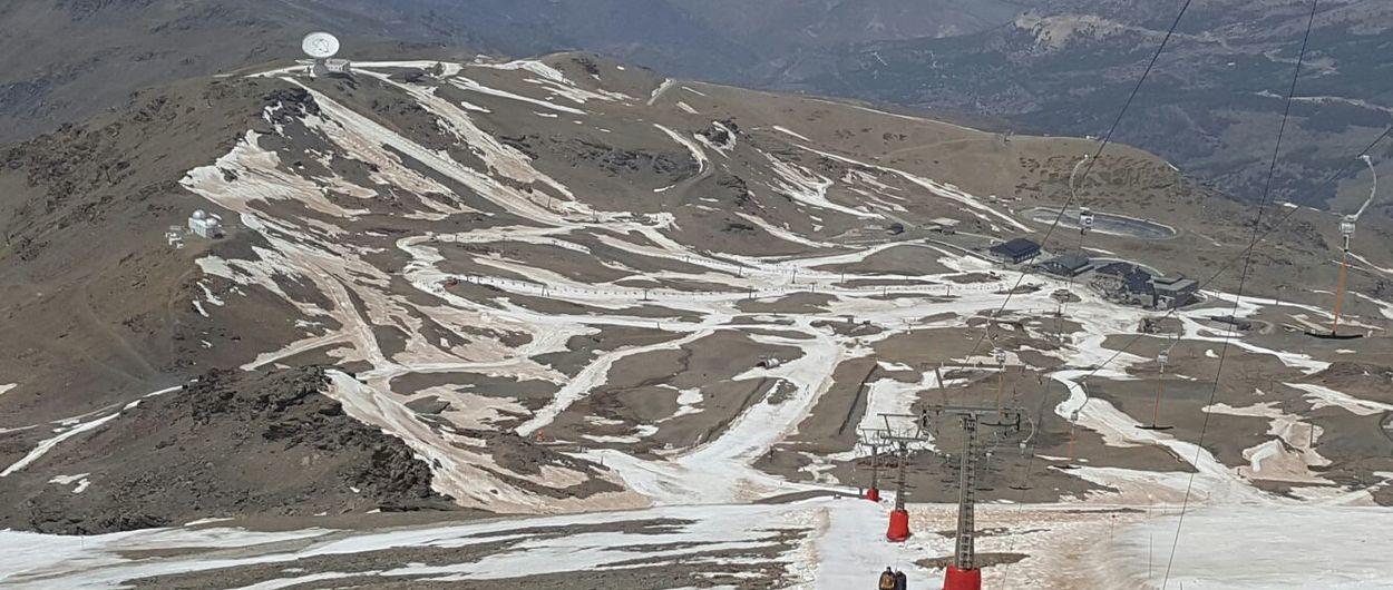 Sierra Nevada no aguanta y cerrará este domingo con pase gratuito