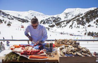 Grandvalira cierra con nuevo éxito la 3ª edición del Snow Club Gourmet