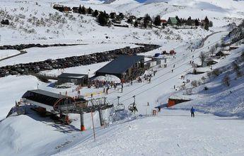Fuentes de Invierno cerró su temporada con más esquiadores que la anterior