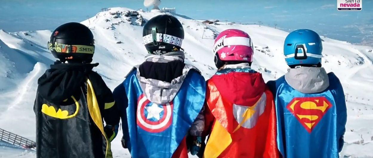 El mundo del esquí agradece a Sierra Nevada el esfuerzo de esta temporada