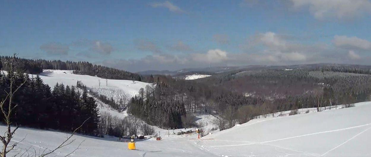 Winterberg en Alemania amplía su temporada de esquí por primera vez en 20 años