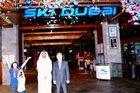 Visitante dos millones en Ski Dubai
