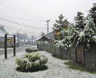 Nieve Llega a Pucón
