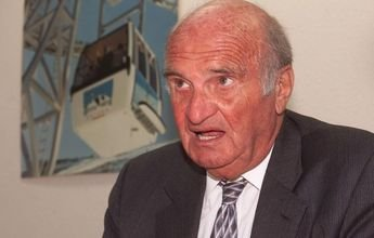 Fallece Artur Doppelmayr a los 94 años