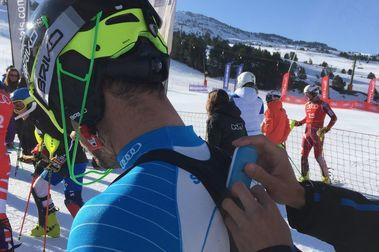 La RFEDI participa en un proyecto de I+D aplicado a los esquiadores