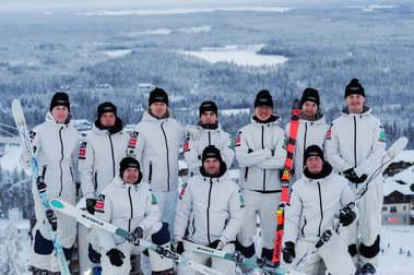Lo difícil que es correr para la Copa del Mundo en Finlandia: Ni tradición por el esquí ni estaciones para entrenar